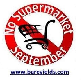 No Supermarket September