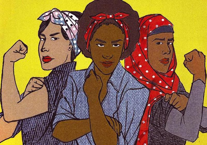 Intersectional Feminism we can all do it